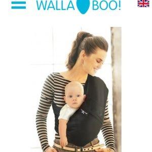 Wallaboo Other - Wallaboo baby sling.
