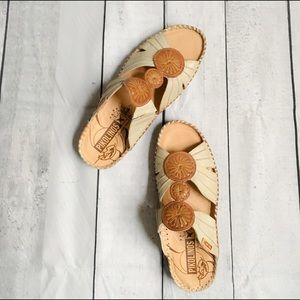 PIKOLINOS Shoes - Pikolinos Leather Sandals