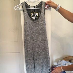 White + Warren Dresses & Skirts - NWT White + Warren Gray Sweater Dress