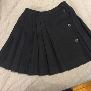Jacadi Other - Pleated Wool Skirt