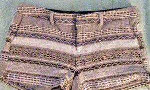 Merona Pants - Merona striped shorts