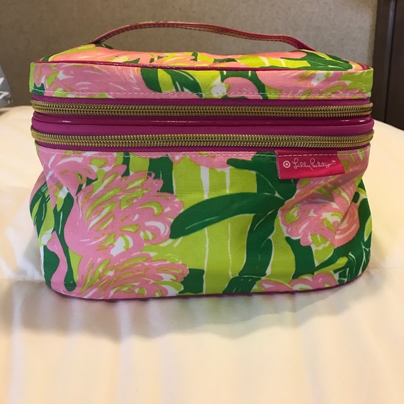 Off lilly pulitzer for target handbags lilly jpg 580x580 Target makeup bags 91ab6f4cfe