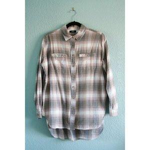 "BDG | ""Frankie"" Oversized Flannel Shirt"