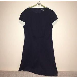 American Living Dresses & Skirts - Navy cap sleeve dress
