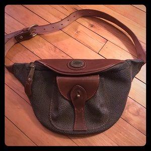 ✨Host Pick✨ vintage Mark Cross waist pack