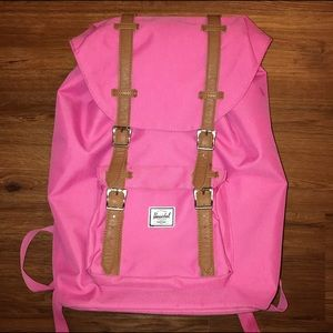 05ca1de053 Herschel Supply Company Bags - Hot Pink Herschel Backpack