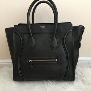 100% Authentic Celine Mini Luggage