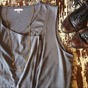 Sophie Max Dresses & Skirts - NWOT Sophie Max Gray Dress