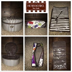 henri bendel Other - Henri Bendel Travel Makeup Cases - Set of 3