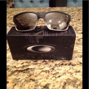 Oakley Other - Two Face Machinist Oakley Sunglasses