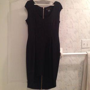Kardashian Kollection Dresses & Skirts - Kardashion zip back black dress