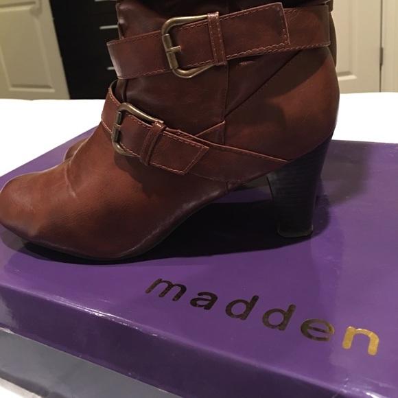 33 madden shoes madden wide calf