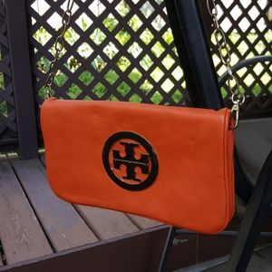 Bags - Orange bag /clutch