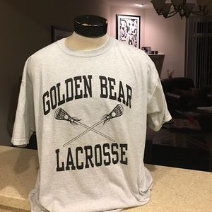 Fruit of the Loom Other - Golden bear 🐻 lacrosse shirt xxl cotton