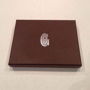 Goyard Other - GOYARD WALLET BOX