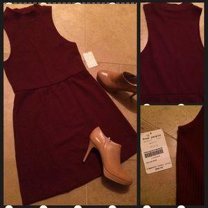 🌹SALE🌹Free People Mary Jane Merlot Dress