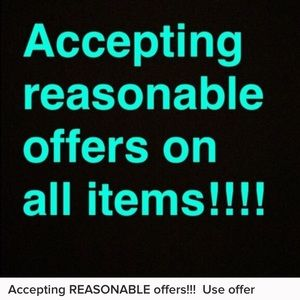 Other - Accepting OFFERS!