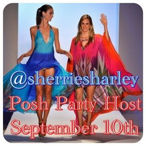 Other - Hosting Fourth Poshmark Party Sunday Sep 10th 3ET