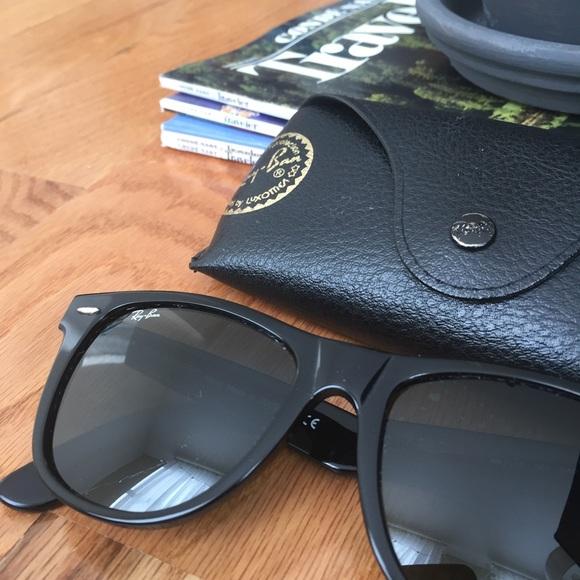 cheaper buy good fashion Ray-Ban Outsiders Oversized Wayfarer Sunglasses