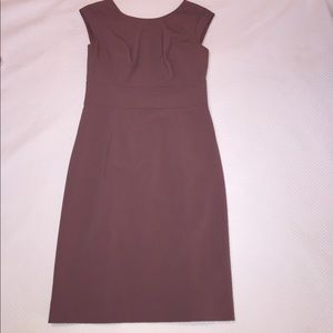 The Limited Collection Suiting Sheath Dress 6