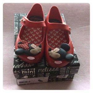 Mini Melissa Other - Mini Melissa Disney shoes