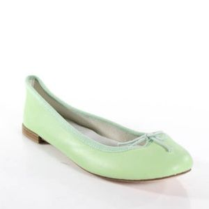 Repetto Shoes - New without box Repetto mint green ballet flats