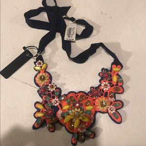 NWT jcrew bib necklace!