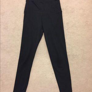 aerie 7/8 crop athletic legging