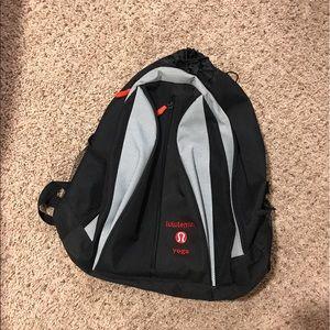 Lululemon yoga backpack