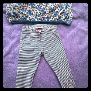 Tea Collection Other - Tea Collection Girl's Leggings Size 4.