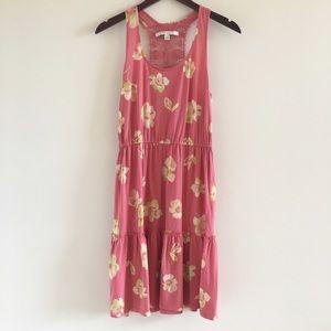 LC Lauren Conrad Dresses & Skirts - LC Lauren Conrad Floral Racerback Dress Sz S