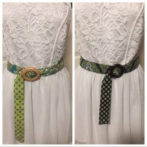 Vera Bradley Belts (2)