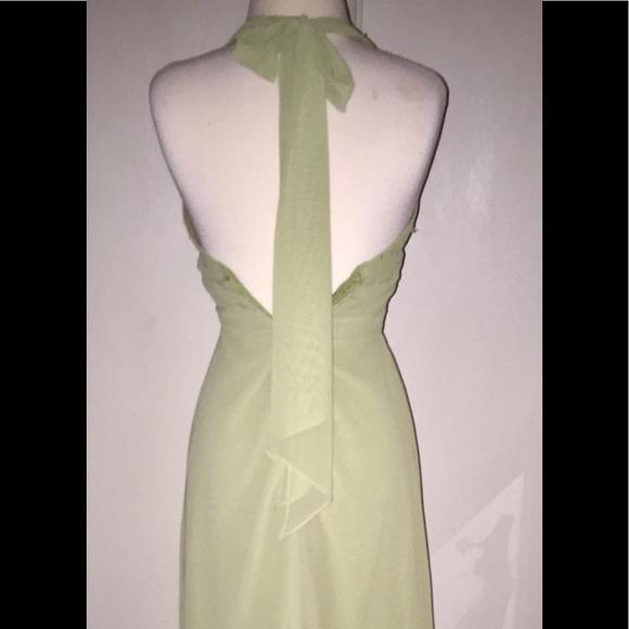 Bari Jay Dresses & Skirts - Floor-length Halter Dress