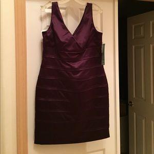 American Living Dresses & Skirts - NWT American Living purple silky dress