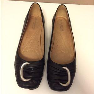 Naturalizer Shoes - Naturalizer No5 Comfort black flats