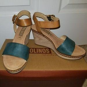 PIKOLINOS Shoes - Pikolinos Wedge Sandal size 35
