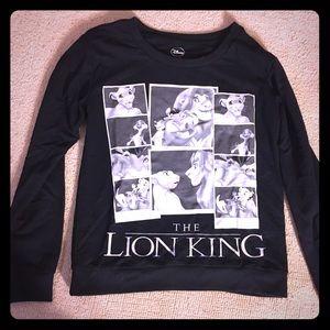 Tops - Lion King Sweatshirt