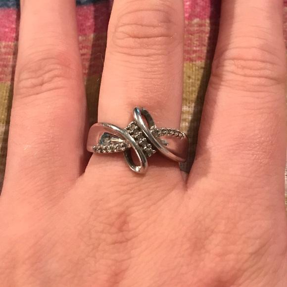 Kay jewelers 925 sun ring