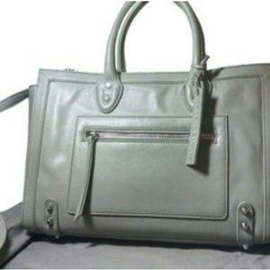 Linea Pelle Handbags - Linea Pelle Laurel Satchel