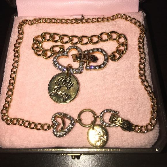 29 off juicy couture jewelry gorgeous juicy couture for Juicy couture jewelry necklace
