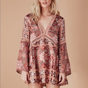 For Love And Lemons Dresses & Skirts - 🌹 For Love and Lemons Juliet A Line Mini Dress