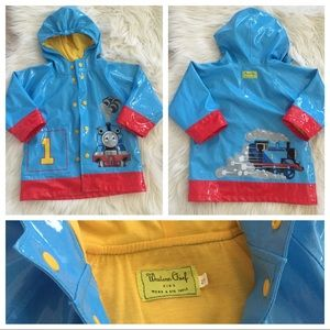 Western Chief Other - Thomas the Tank Engine Raincoat