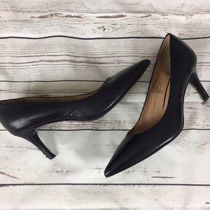 Banana republic Pointy Black Heels