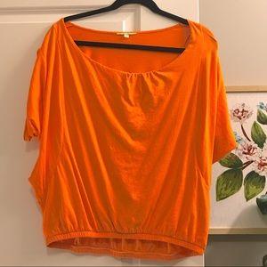 Gianni Bini Orange Top