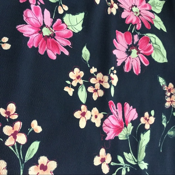 Los Angeles Woman Dresses - 2-Piece Floral Dress & Jacket Set