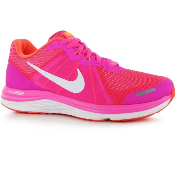 best sneakers bc0b2 a35a5 Nike Dual Fusion X2 women s running shoes