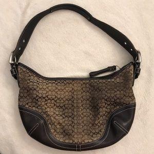 Coach Handbags - Coach - Brown Shoulder Bag