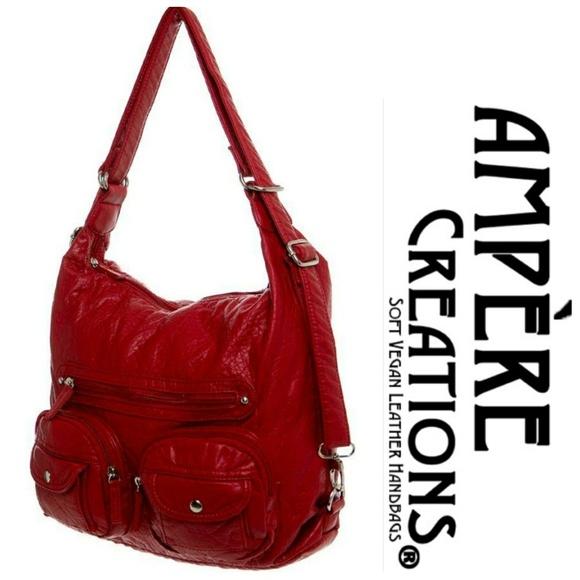 d0dd480d701 AMPERE CREATIONS convertible bag