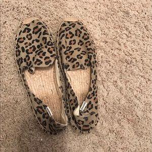 Soludos Shoes - cheetah soludas