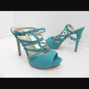 Hazzel2 Guess Caged Strappy Heels